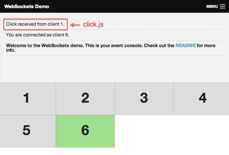 WebSockets Demo